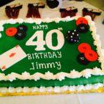 Milestone Birthday Cakes